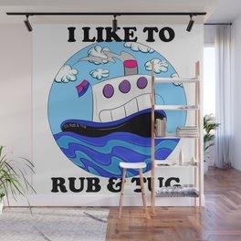 Rub N Tugboat- BI2 Wall Mural