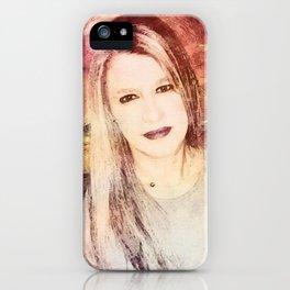SHE II iPhone Case