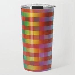 Fall/Winter 2016 Pantone Color Pattern Travel Mug