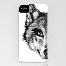 The Wolf Next Door iPhone (4, 4s) Slim Case