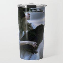 Raven goddes Travel Mug