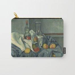 Paul Cézanne - The Peppermint Bottle Carry-All Pouch