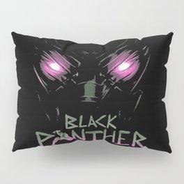 Black Panther Eyes Pillow Sham
