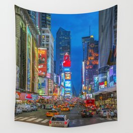 Times Square (Broadway) Wall Tapestry
