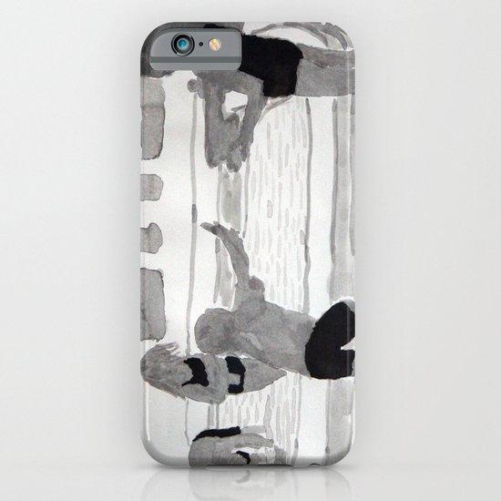 Agua - Eau - Water iPhone & iPod Case