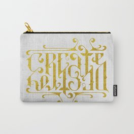 Create Destroy Carry-All Pouch