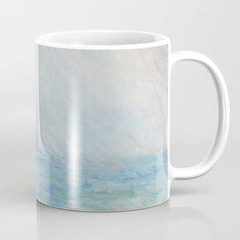 Monet Regnvær, Etretat, 1886 Coffee Mug