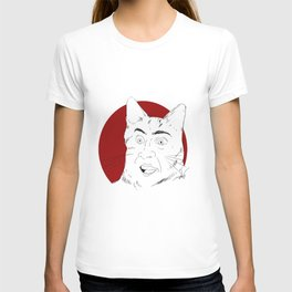 """""""you dont say?"""" T-shirt"""