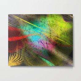 Color landing Metal Print