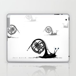 Just moved.  (French Horn) Laptop & iPad Skin