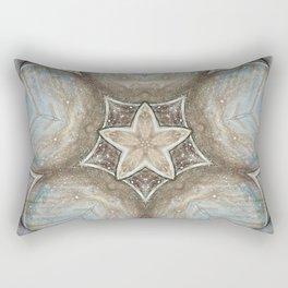 Air Pentacle Rectangular Pillow