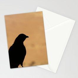 Bird in nature – Masada – Travel Photography Israel Stationery Cards