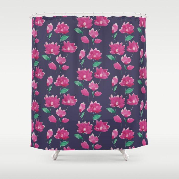Camelia Shower Curtain
