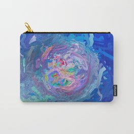 Abstract Mandala 299 Carry-All Pouch