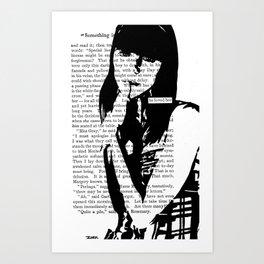 He Loved Her Art Print