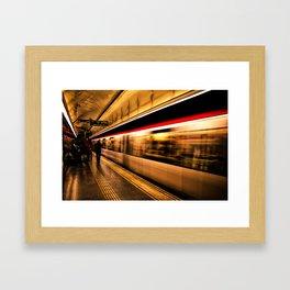 Headroom Framed Art Print