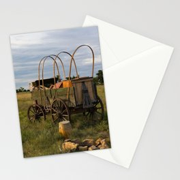A Time Long Gone but not Forgotten in Texas Stationery Cards