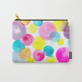 Confetti paint Carry-All Pouch