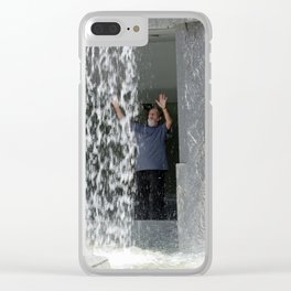 OMmmm Clear iPhone Case