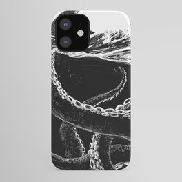 Kraken Rules the Sea iPhone Case