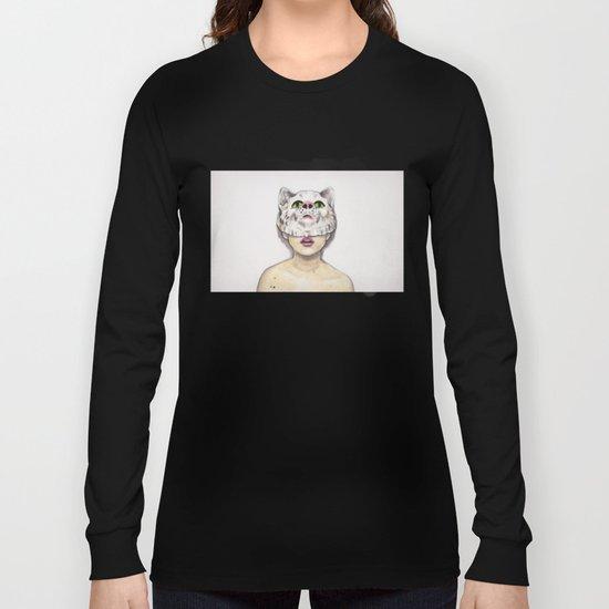 Masked Avenger Long Sleeve T-shirt