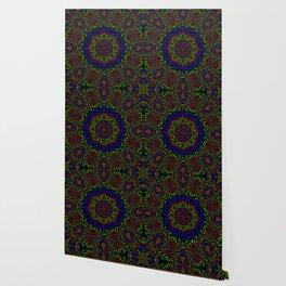 Rainbow Kaleidoscope 3 Wallpaper