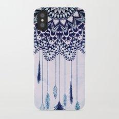 BOHO DREAMS MANDALA iPhone X Slim Case