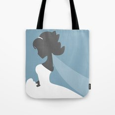 Bride's Day Tote Bag