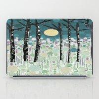 sandman iPad Cases featuring :: Moonlight Kiss :: by :: GaleStorm Artworks ::