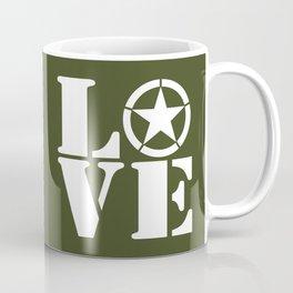 Army Love Coffee Mug