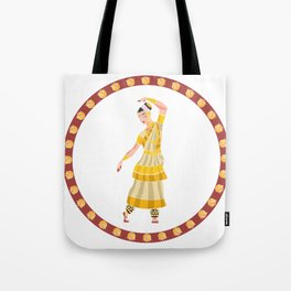 Dance of the Enchantress 2 Tote Bag