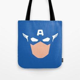 Superhero America Captain Tote Bag