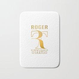 Roger Federer, Roger That Bath Mat