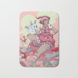 Magical Brawler Bath Mat