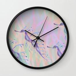 Seadragon Wall Clock