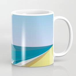 Rothko at the Beach Coffee Mug