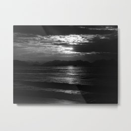 Copacabana beach Metal Print