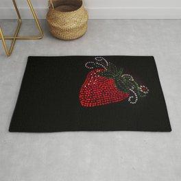Strawberry Bling Rug