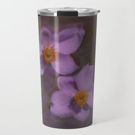 Petals in Lavender  Travel Mug