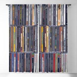 2000's Hip Hop CD Collection v2 Blackout Curtain