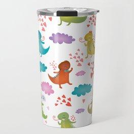 Iguana, Dino mini Travel Mug