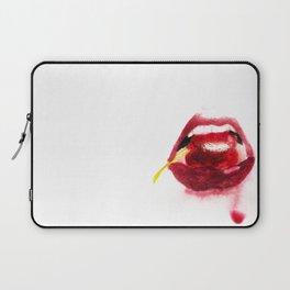 Cherry Lips Laptop Sleeve