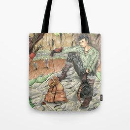 A Magpie`s Loot Tote Bag