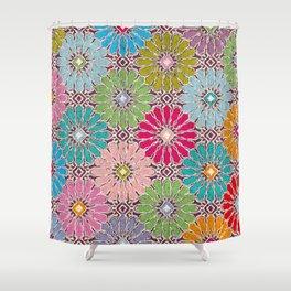 Ottoman Shower Curtain