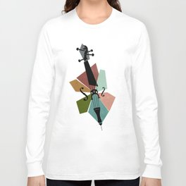 Bach - Cello Suites Long Sleeve T-shirt
