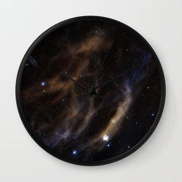 EZ Canis Majoris Wall Clock