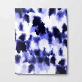 Kindred Spirits Blue Metal Print