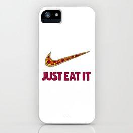 Just Eat It iPhone Case