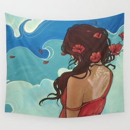 Sea Swept Wall Tapestry
