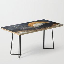 Metallic Mountains Coffee Table